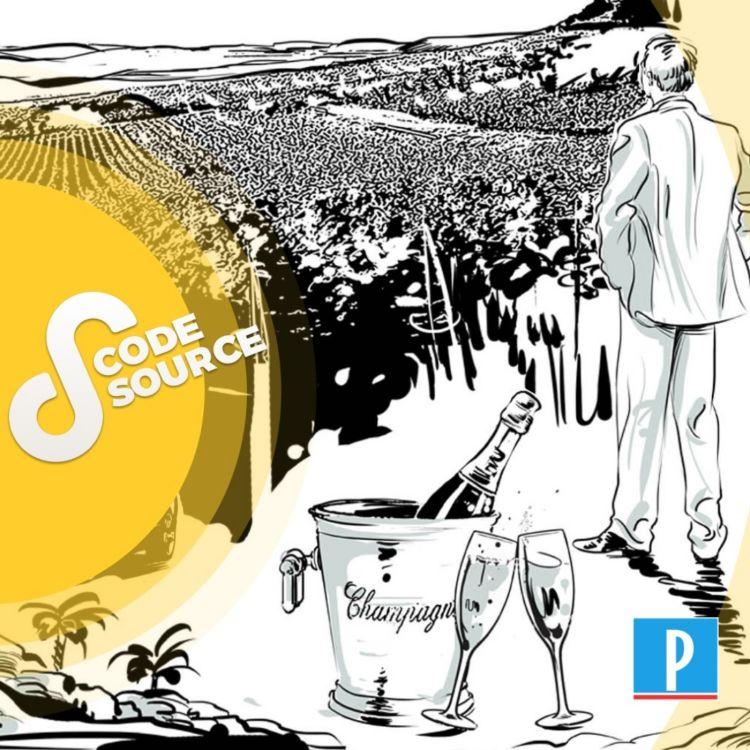 cover art for L'incroyable mystification d'un vigneron de Champagne : comment Hugues B. a été abusé