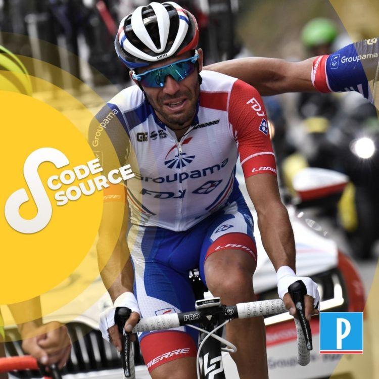 cover art for Ses chèvres, ses victoires, sa malchance… pourquoi Thibaut Pinot est le chouchou des fans de vélo
