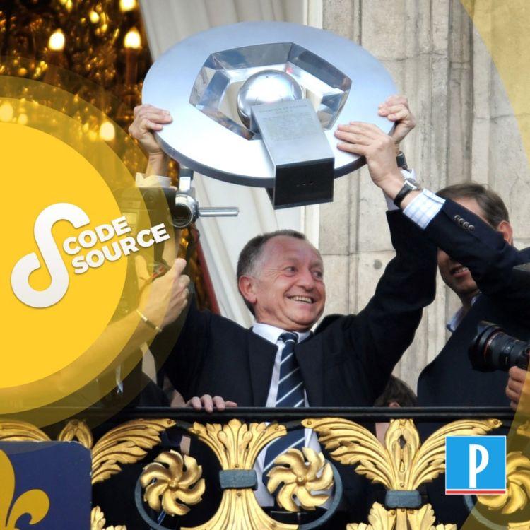 cover art for Parti de rien, ancien handballeur, comment Jean-Michel Aulas a bâti un empire du foot
