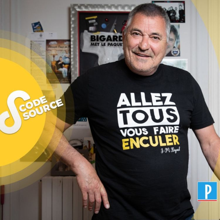 cover art for Jean-Marie Bigard candidat à la présidentielle ? Pourquoi ce n'est pas une blague