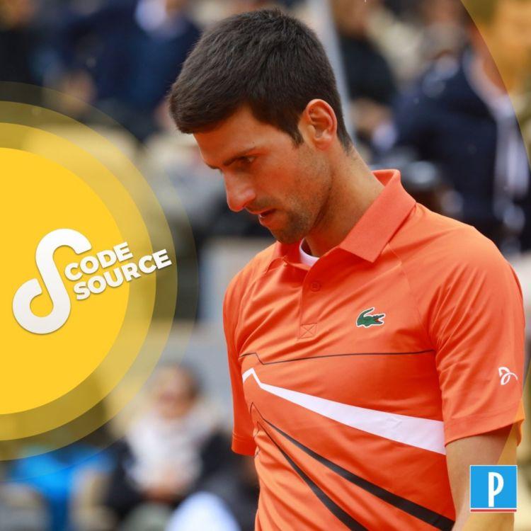 cover art for Novak Djokovic, portrait d'un immense champion à court de reconnaissance