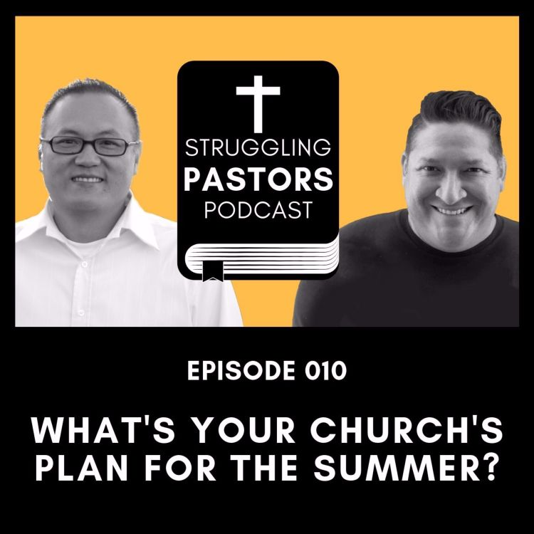 cover art for What's your church's plan for summer?