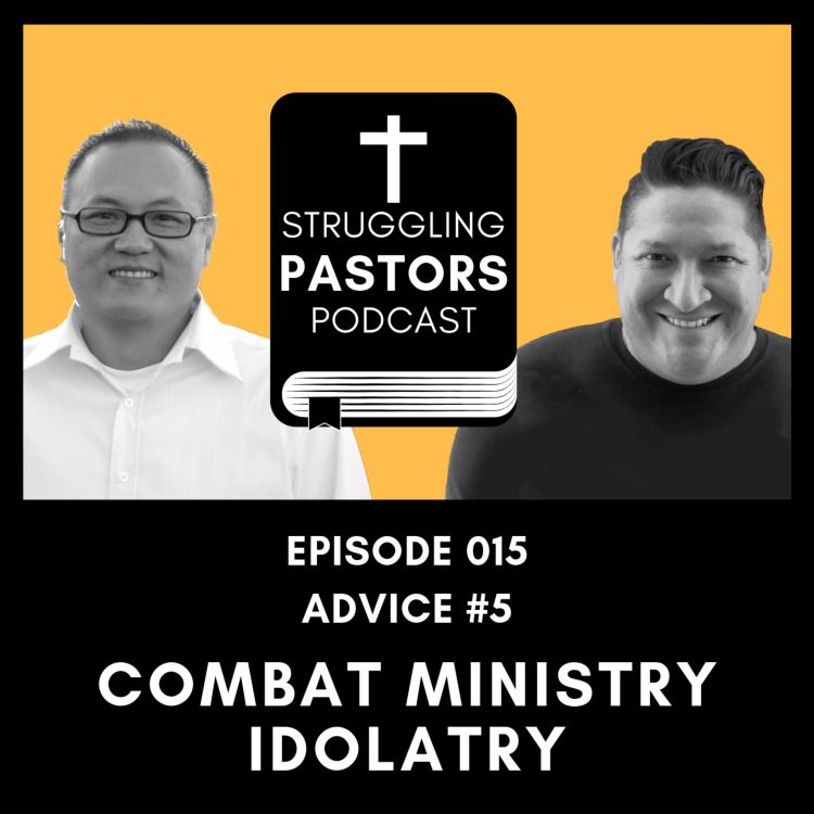 cover art for Combating Ministry Idolatry