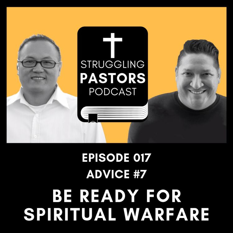 cover art for Be Ready for Spiritual Warfare