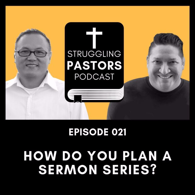 cover art for How do you plan a sermon series?
