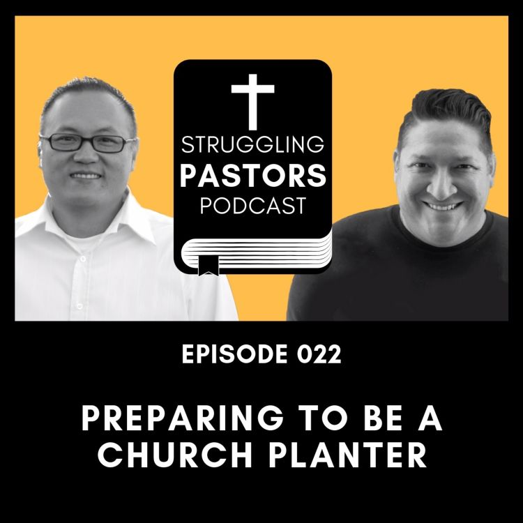 cover art for Preparing To Be a Church Planter