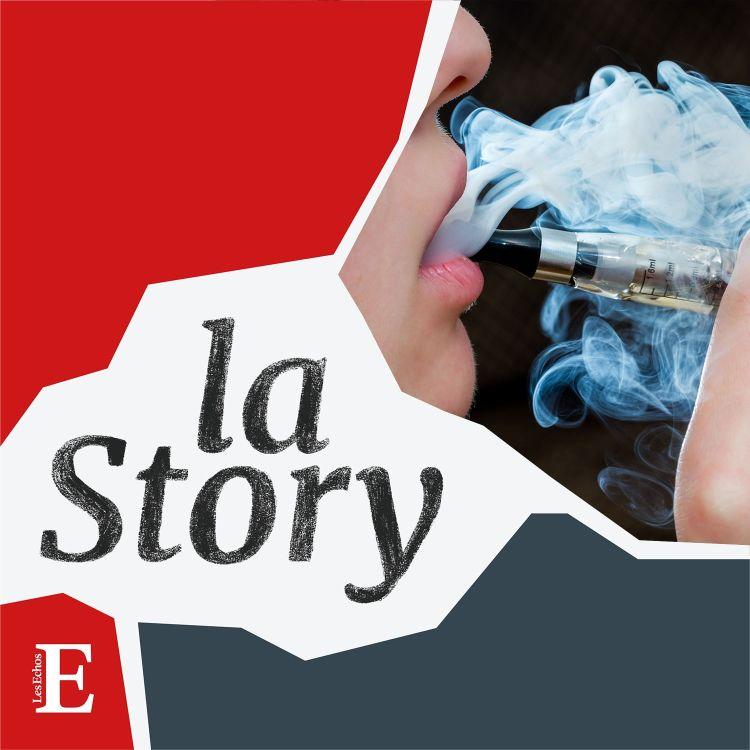 cover art for Etats-Unis : les ratés de la cigarette électronique