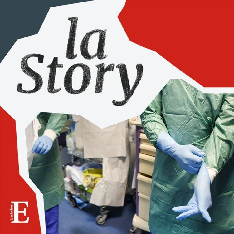 cover art for A Beauvais, un hôpital au temps du coronavirus