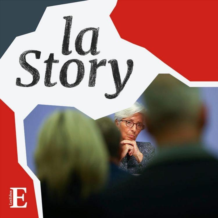cover art for Coronavirus : le revirement salvateur de Christine Lagarde