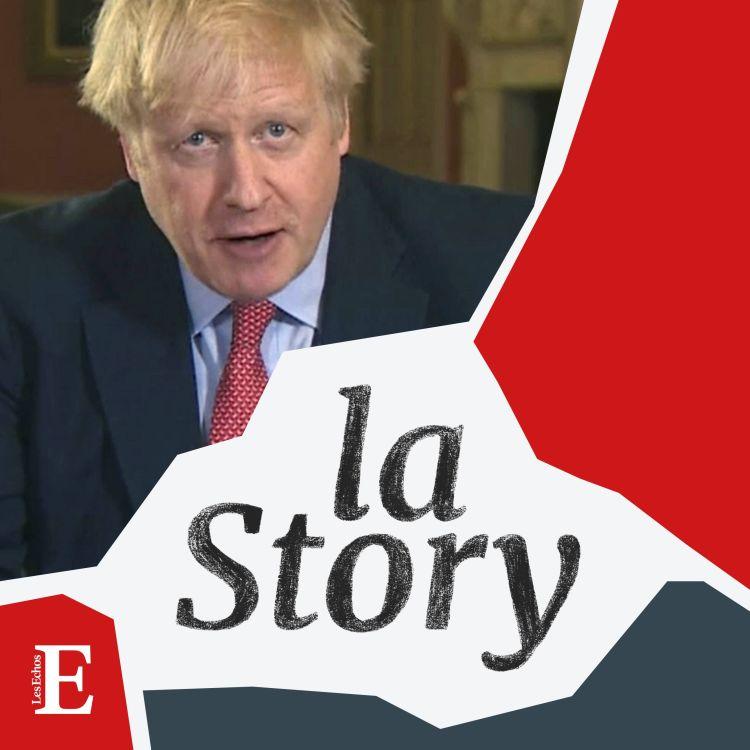 cover art for Boris Johnson, l'accident du coronavirus