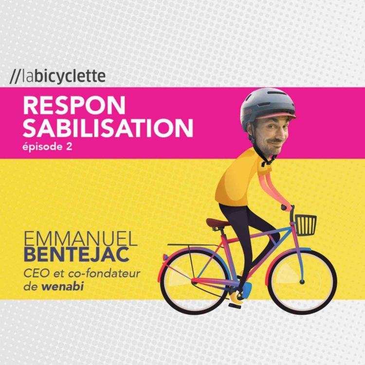 cover art for Emmanuel Bentejac, CEO et co-fondateur, wenabi