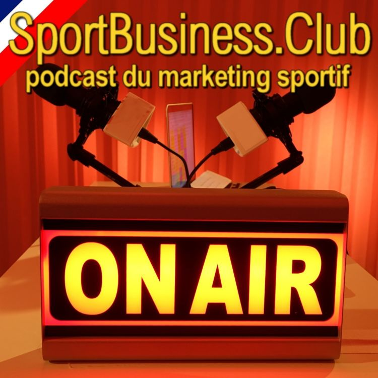 cover art for Le podcast SportBusiness.Club teaser