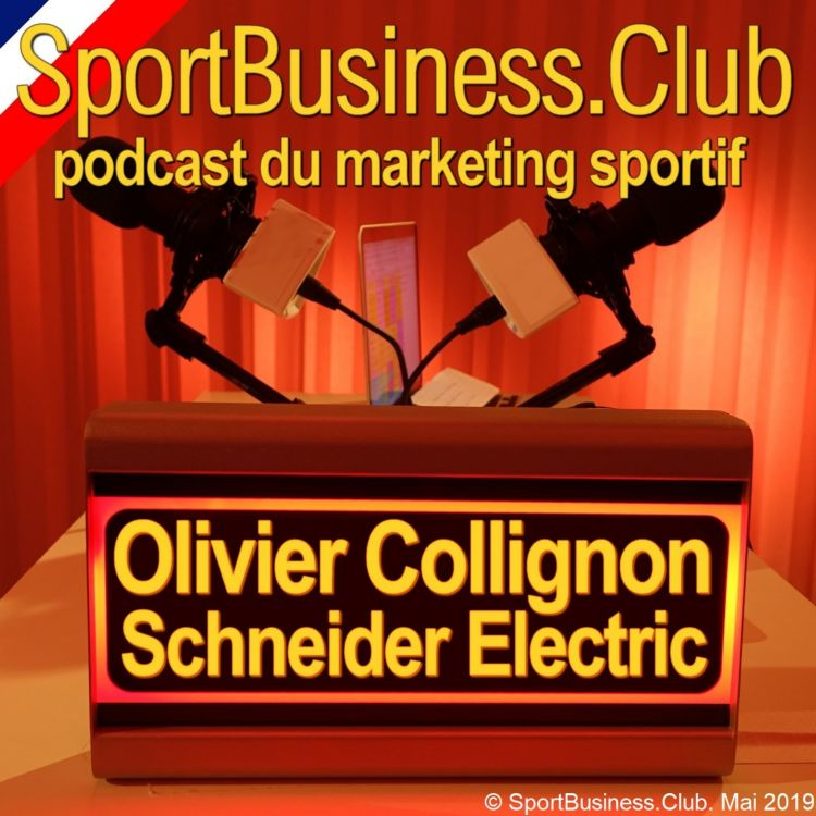 cover art for Olivier Collignon, Schneider Electric