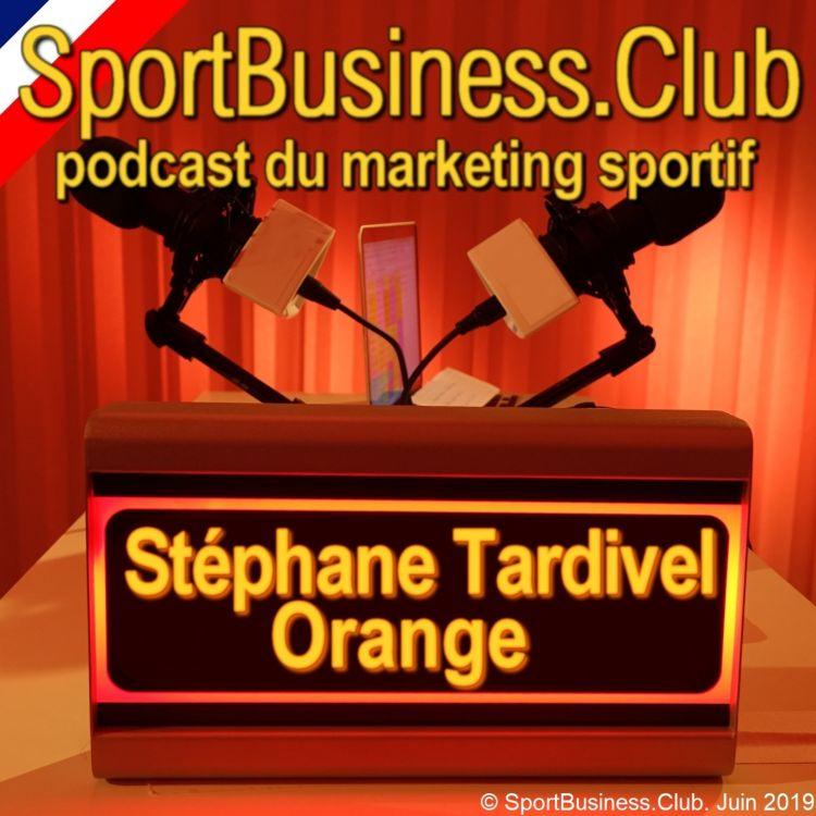 cover art for Orange, Stéphane Tardivel