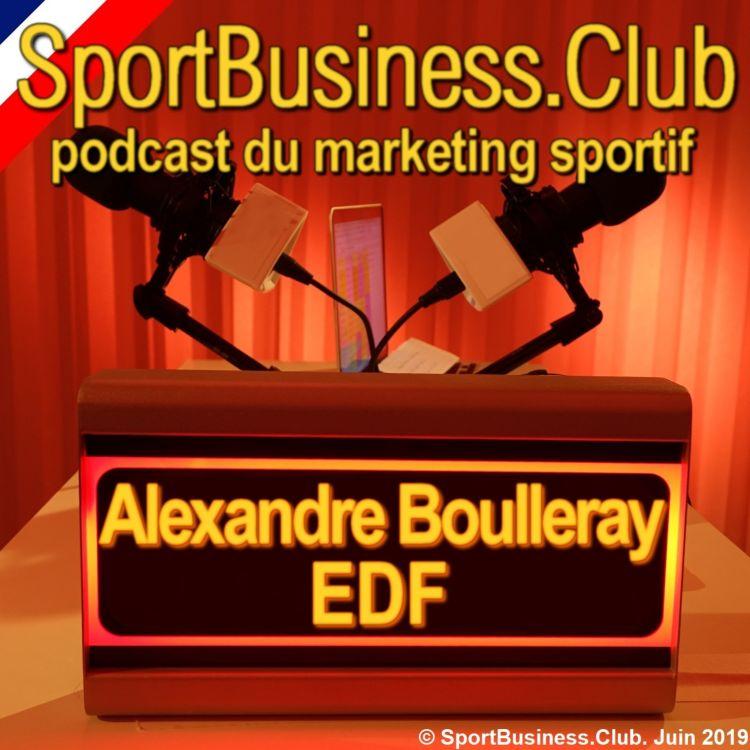 cover art for EDF, Alexandre Boulleray