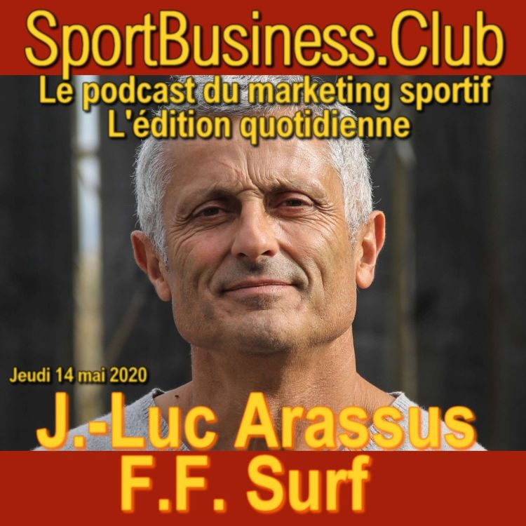 cover art for J.-Luc Arassus, FF Surf