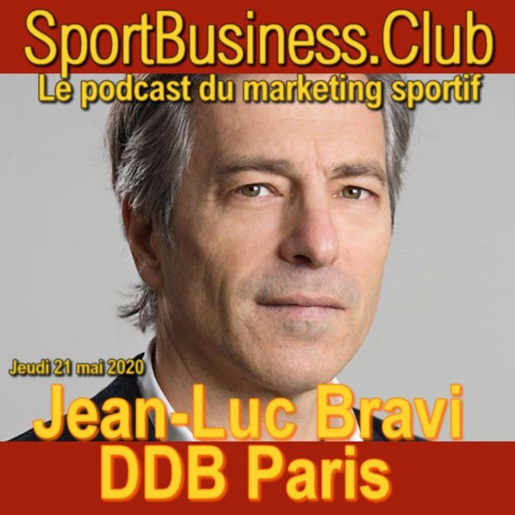 cover art for Jean-Luc Bravi, DDB Paris
