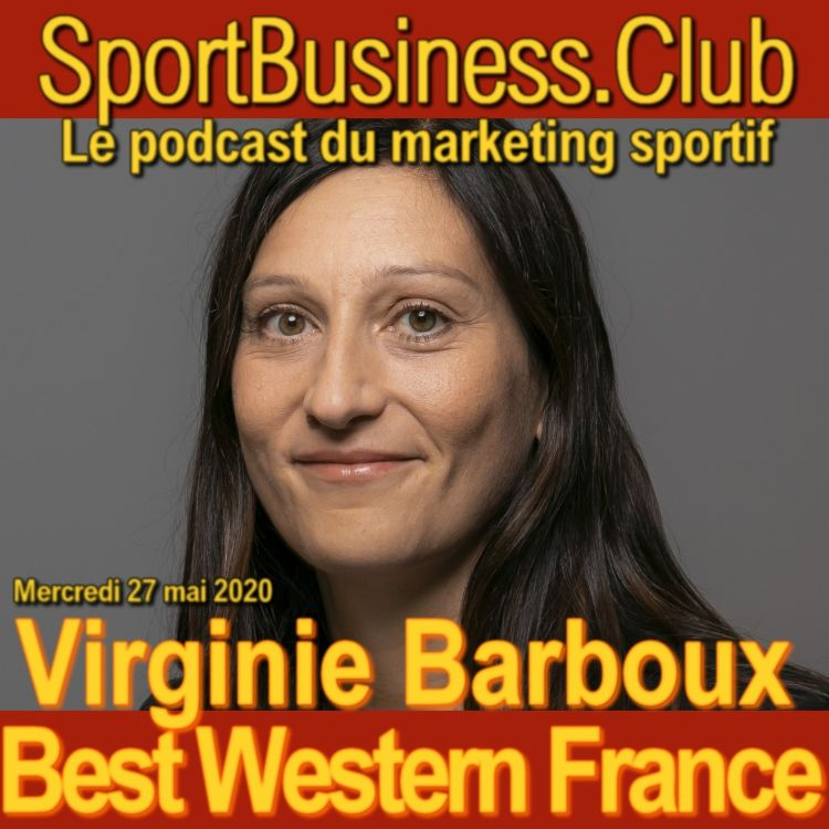 cover art for Virginie Barboux, Best Western France