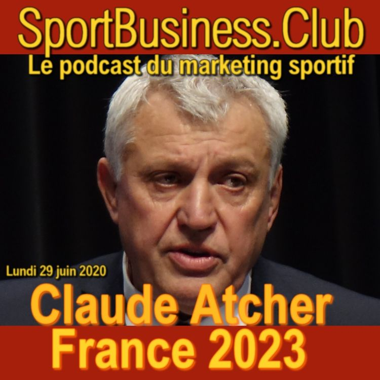 cover art for Claude Atcher, France 2023