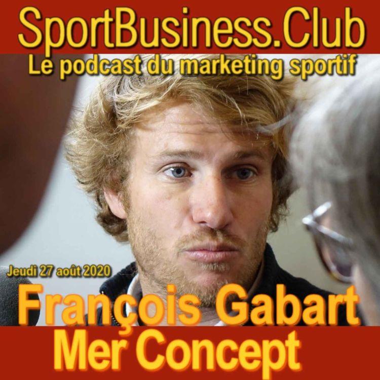 cover art for François Gabart, skipper Mer Concept