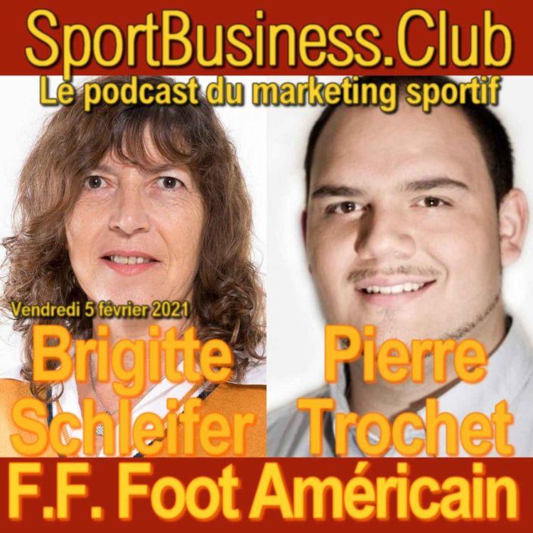 cover art for Fédération française de football américain