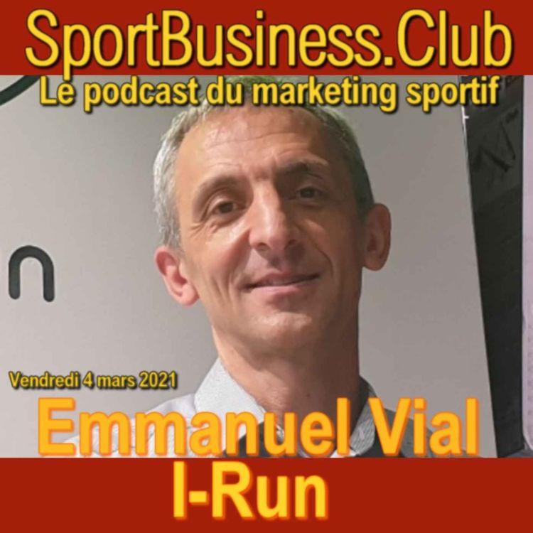 cover art for Emmanuel Vial, I-Run