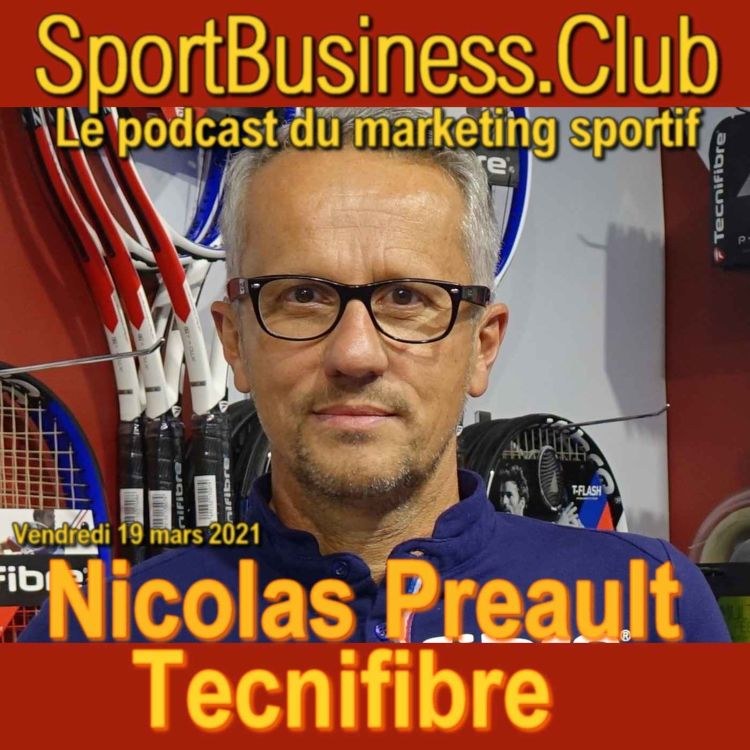cover art for Nicolas Preault, Tecnifibre