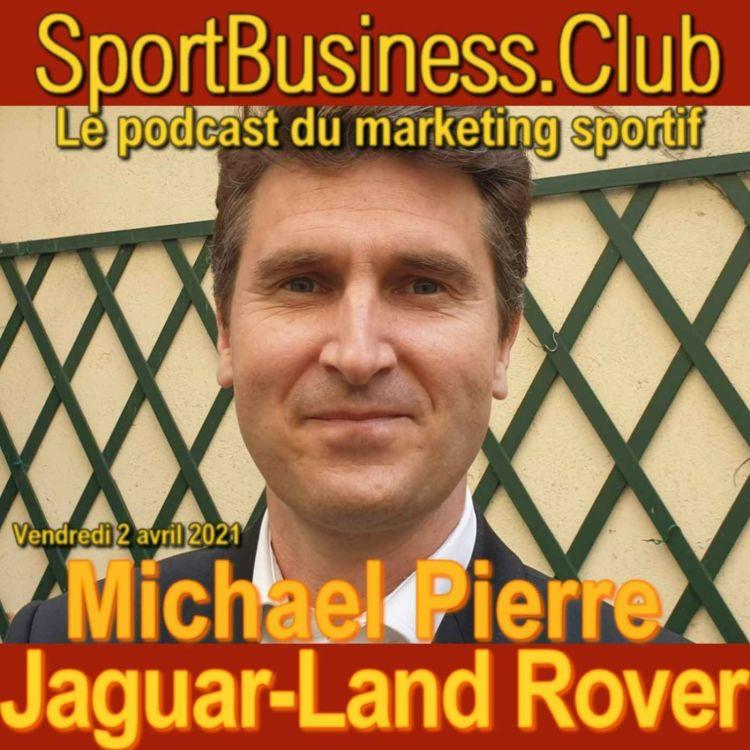 cover art for Michael Pierre, Jaguar Land-Rover
