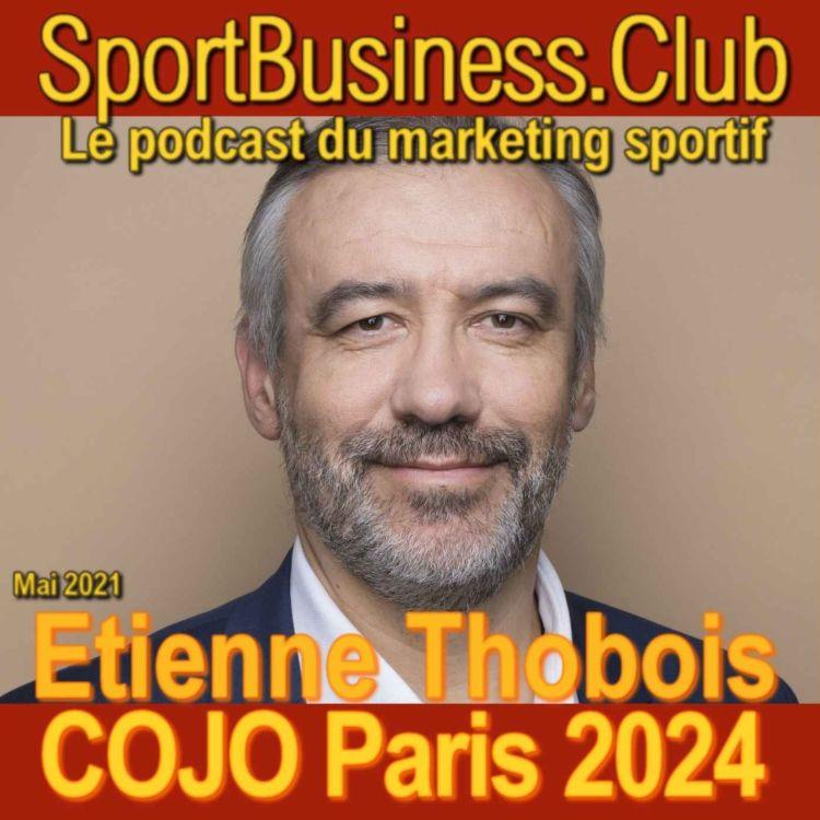 cover art for Etienne Thobois, Paris 2024
