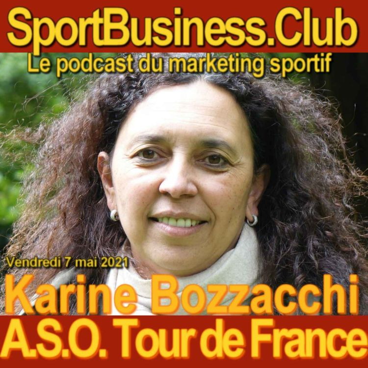 cover art for Karine Bozzacchi, Tour de France
