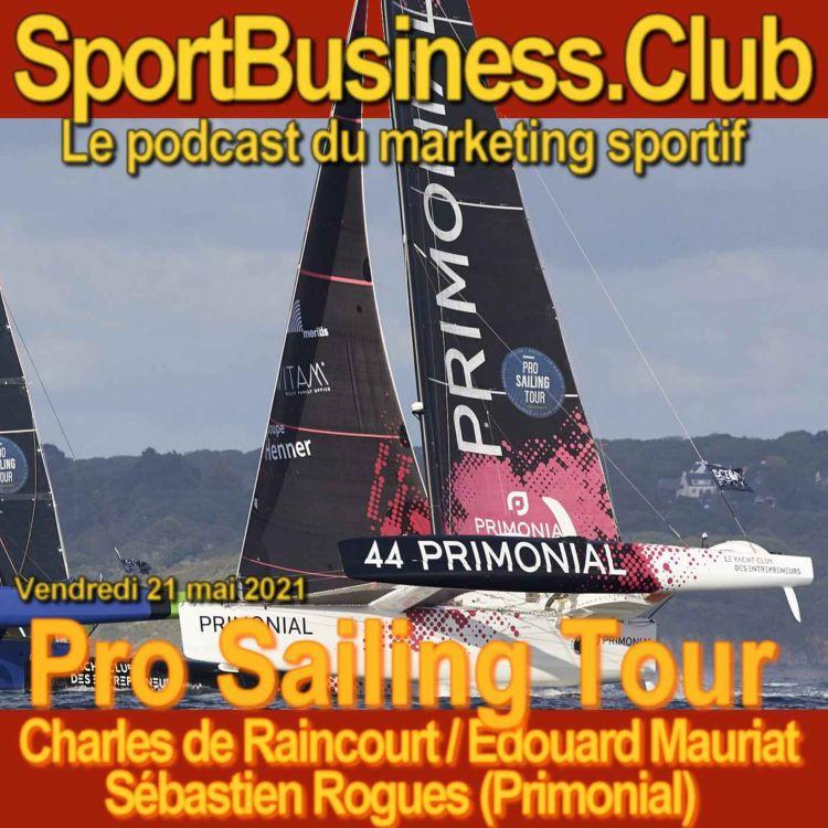 cover art for Charles de Raincourt, Pro Sailing Tour