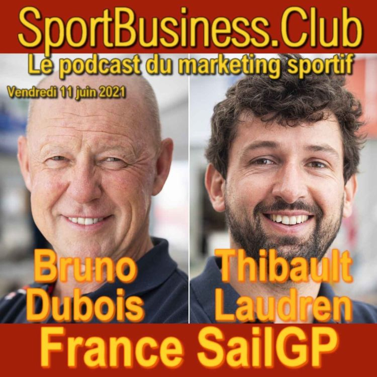 cover art for France Sail GP, Bruno Dubois, Thibault Laudren
