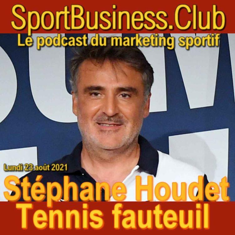 cover art for Stéphane Houdet, champion de tennis-fauteuil
