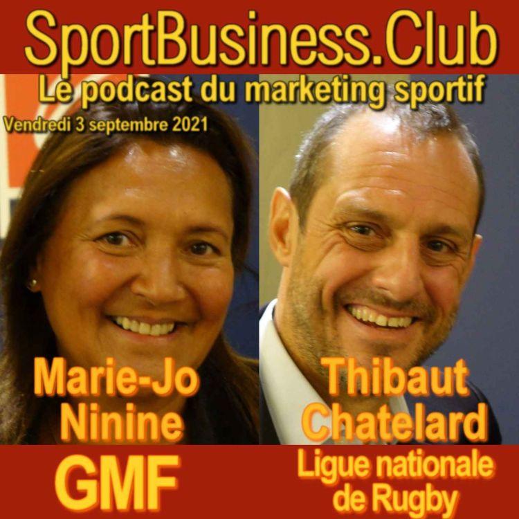 cover art for Marie-Jo Ninine GMF, Thibaut Chatelard LNR