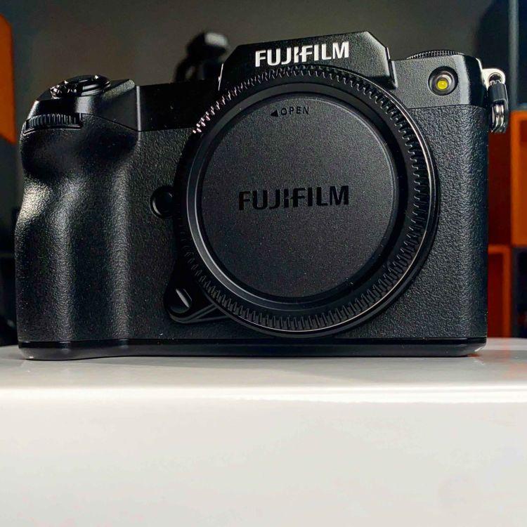 cover art for Fujifilm GFX100s