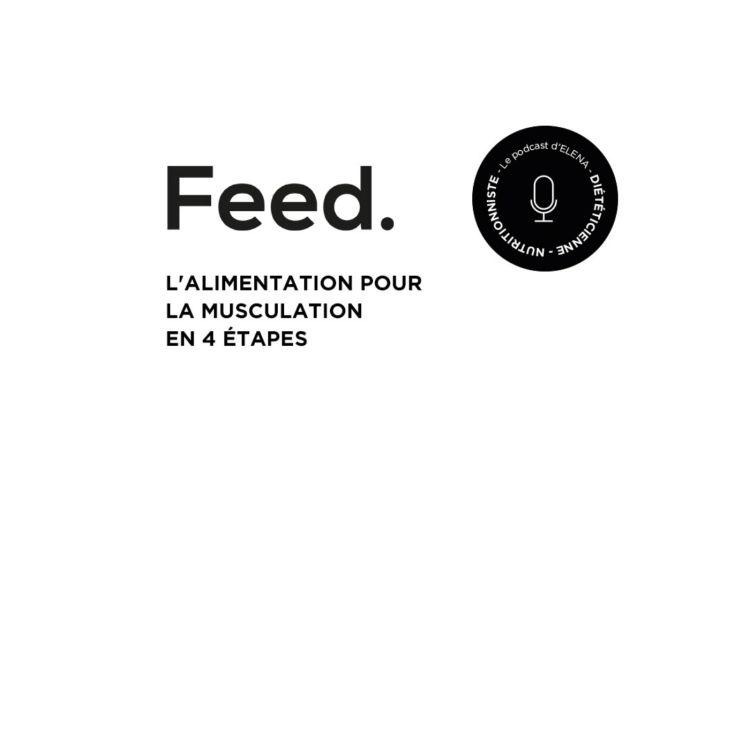 cover art for L'alimentation pour la musculation en 4 étapes