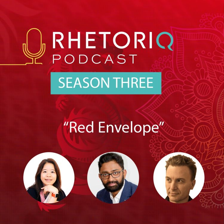 cover art for Red Envelope: From the C-Suite to Venture Capital