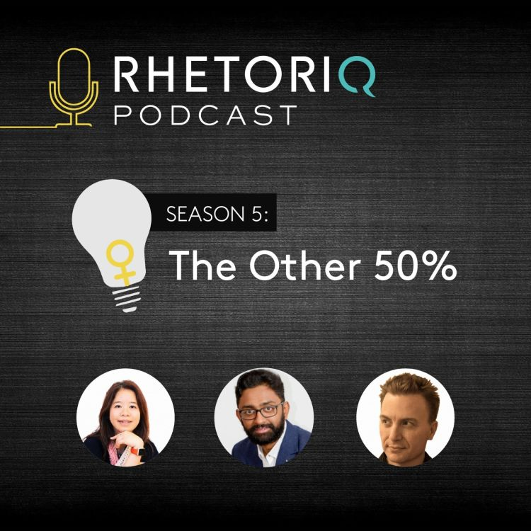 cover art for The Other 50: Ho Ho! Father Christmas comes to Fintech Town