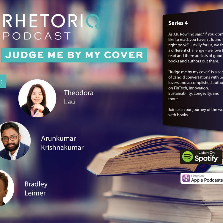 cover art for Judge me by my Cover: The Future of Banking