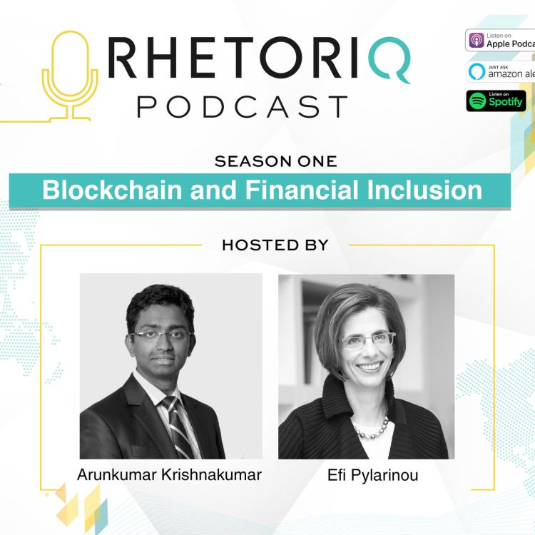cover art for Blockchain and Financial Inclusion: We are all agentic