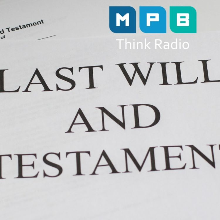 cover art for In Legal Terms: Wills and Probate