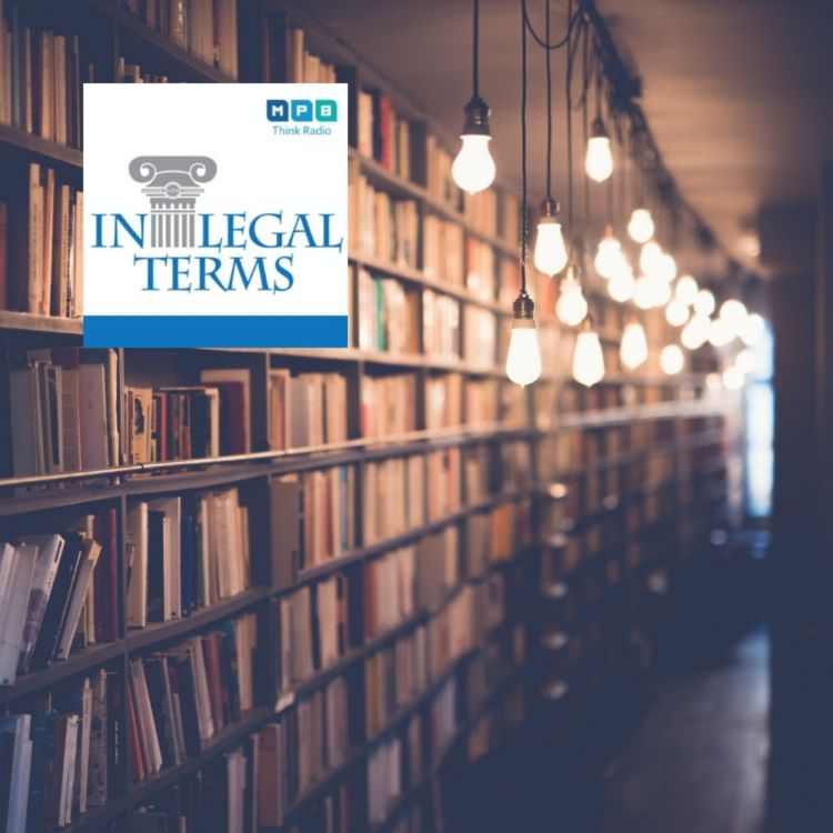 cover art for In Legal Terms: Law Libraries