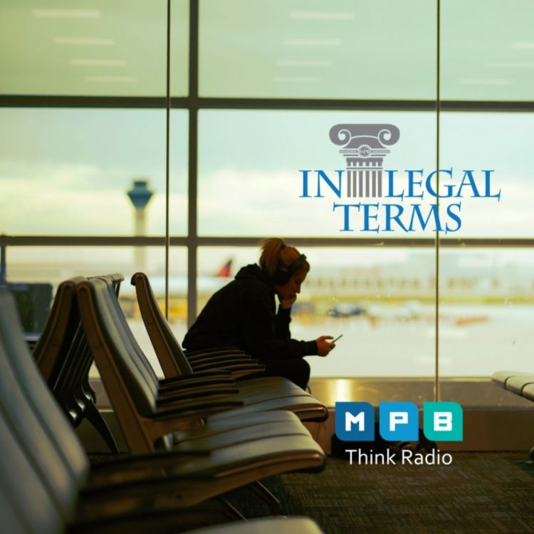 cover art for In Legal Terms: Travel Rights