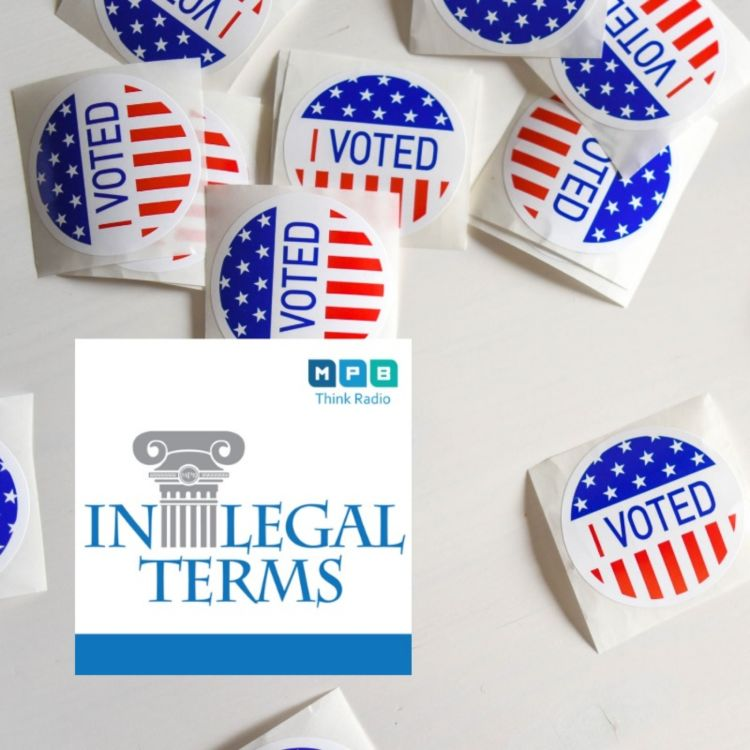 cover art for In Legal Terms: Elections