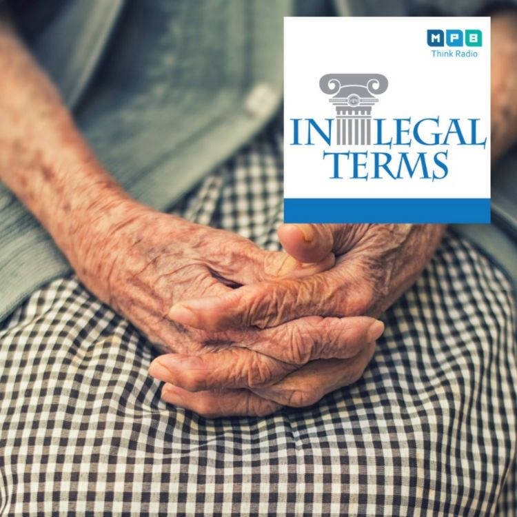 cover art for In Legal Terms: NMRLS Elder Law Conference