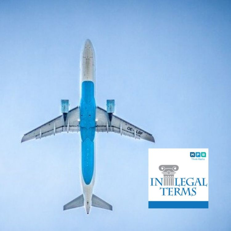 cover art for In Legal Terms: Aviation Law