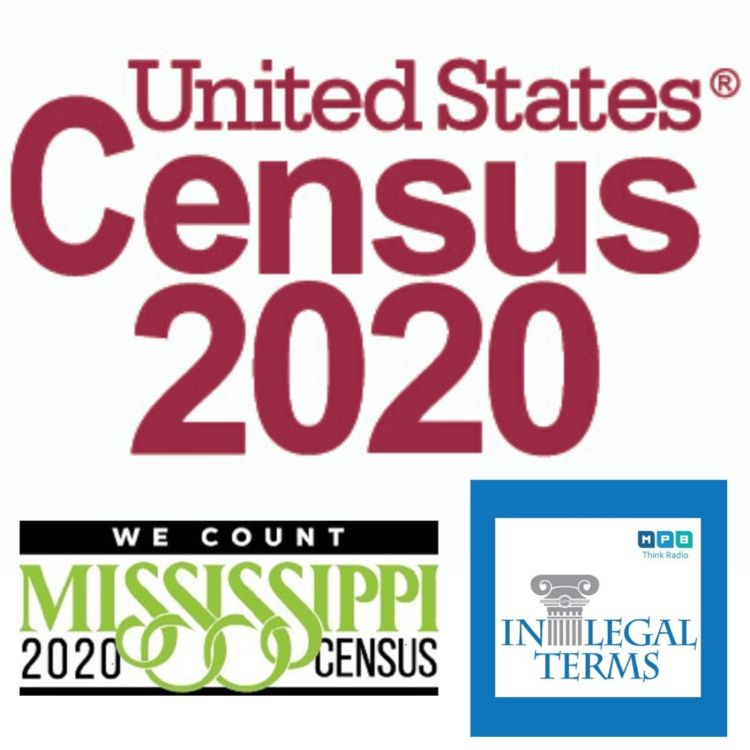 cover art for In Legal Terms: 2020 Census