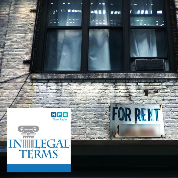 cover art for In Legal Terms: Housing with MS Center for Justice