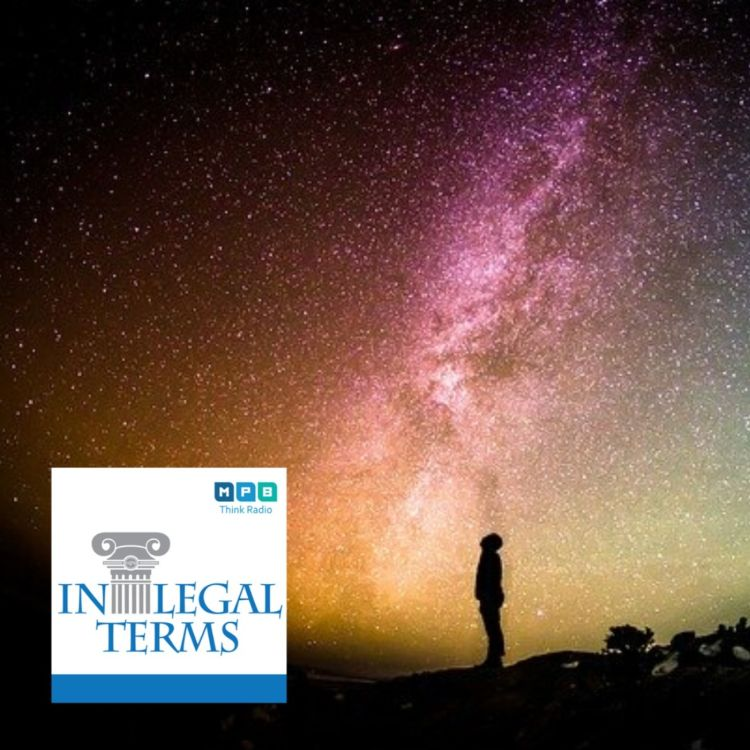 cover art for In Legal Terms: Space Law in 2020