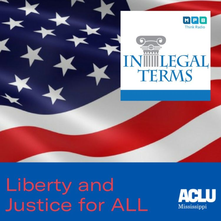 cover art for In Legal Terms: Protests